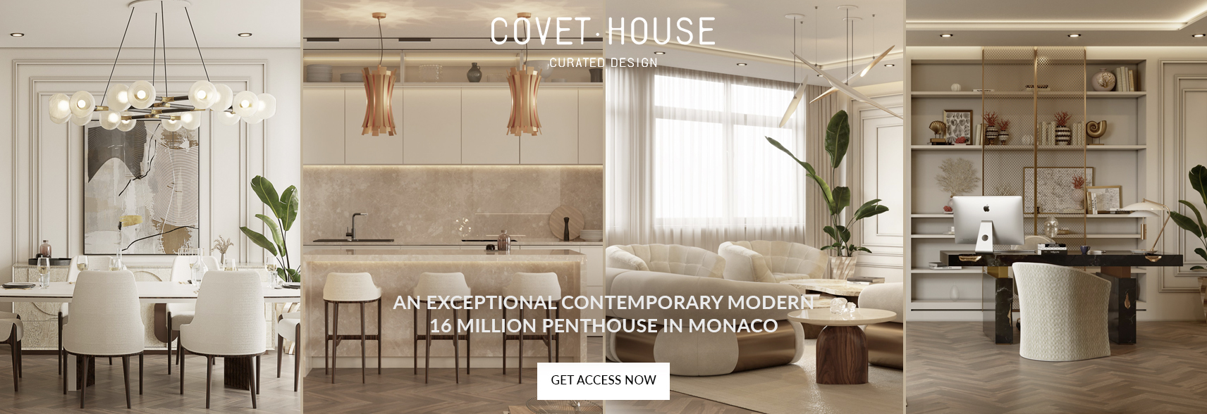 Our Houses Monaco CH living room Covet London: Step Inside This Luxurious Living Room  CH 2001