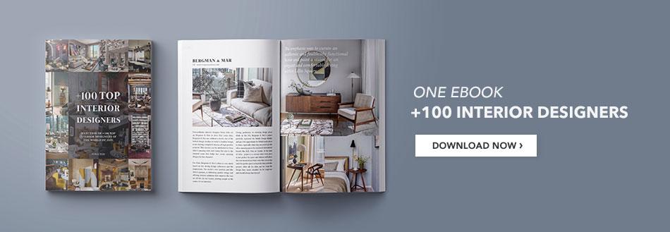 Top +100 Interior Designers