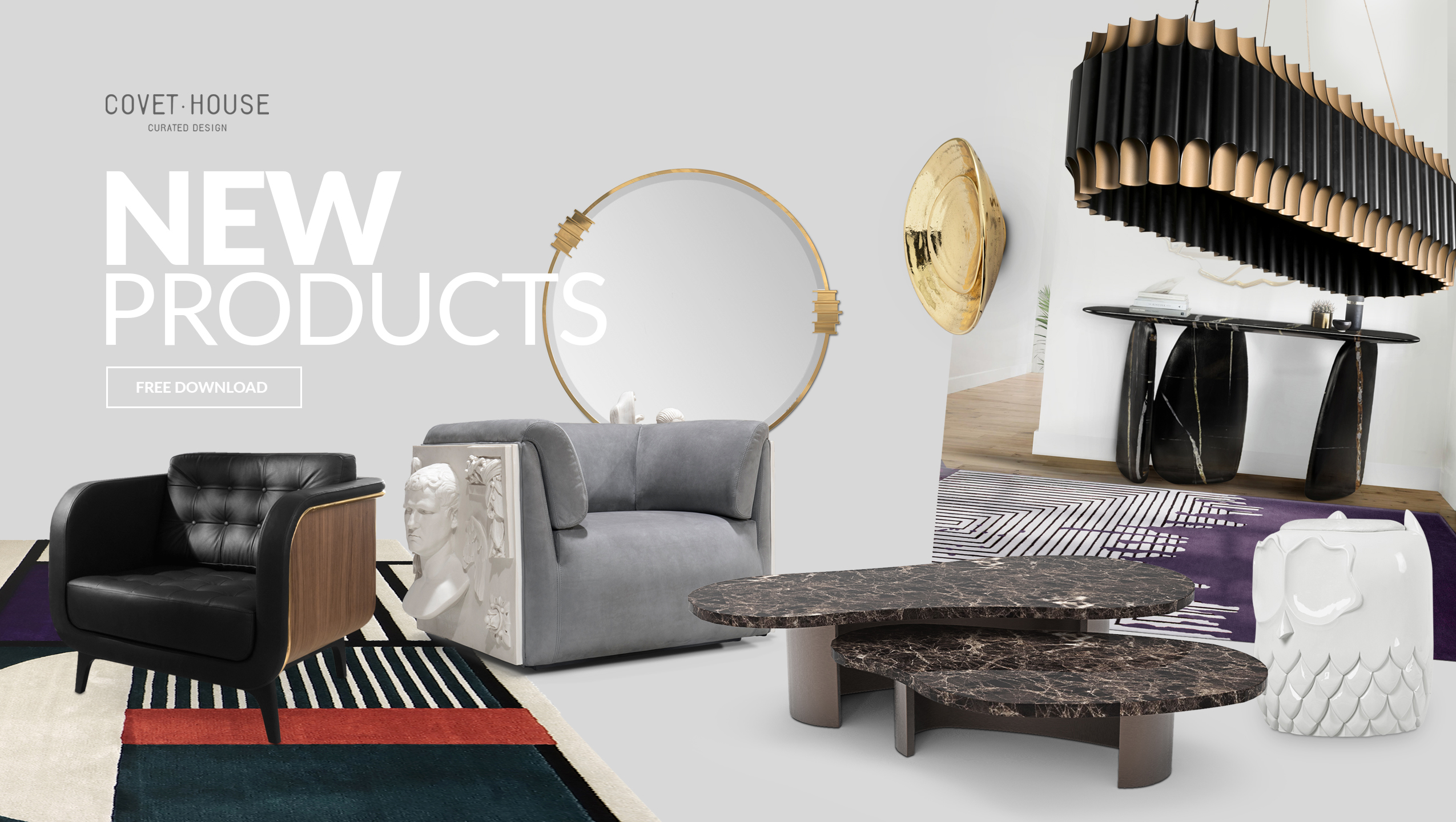 New Products 2020 design and craftsmanship Celebrate Design And Craftsmanship With Boca Do Lobo  newproducts cta1