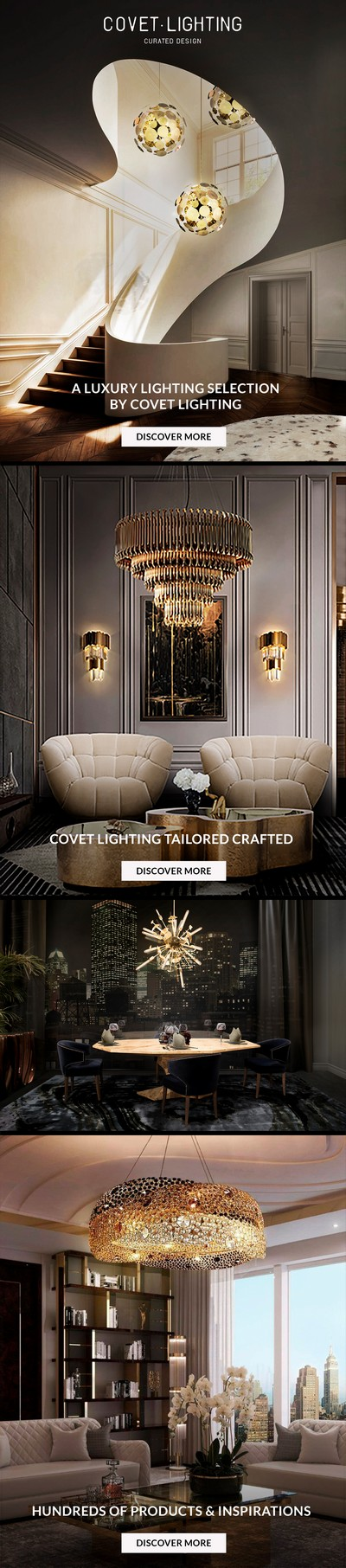 Side Banner Moodboard Covet Lighting