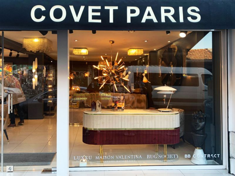 Check Out New And Exciting Mid-Century Furniture Pieces At Covet Paris