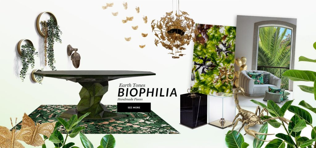Get A Deeper Connection With Nature With Biophilia Design Trend