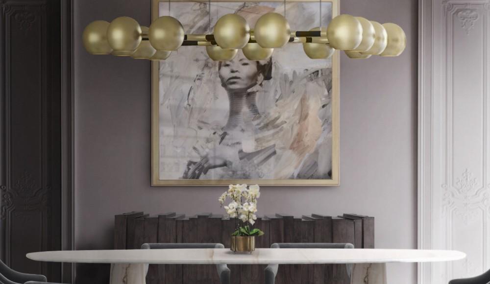 Golden Bar Lighting Design Trends 2020