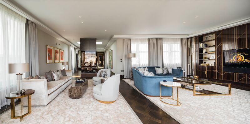 Greybrook Penthouse: Luxury Home Decor In London That Will Inspire You