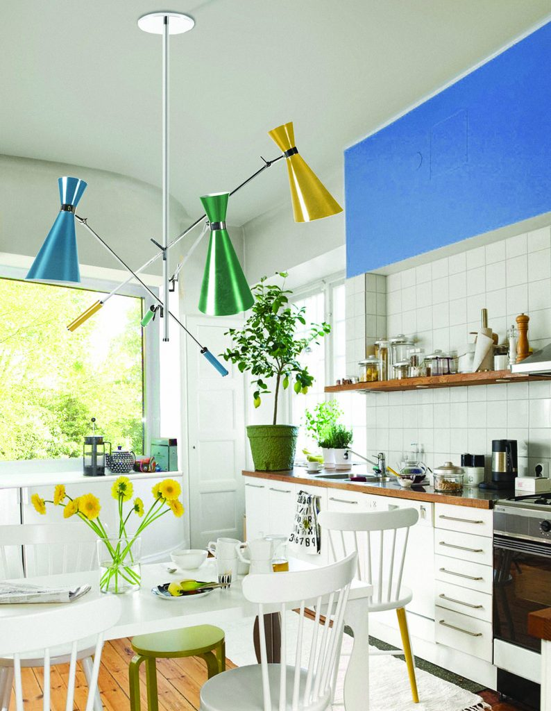 I Used To Hate Kitchen Pendant Lamps, Now I Can't Live Without Mine
