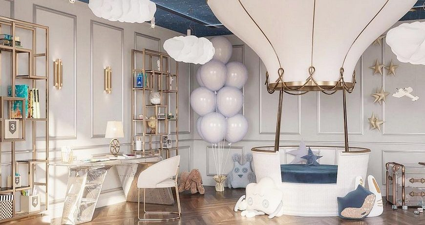 Kids Bedroom Inspiration – A Years Old Boy's Bedroom By A3design