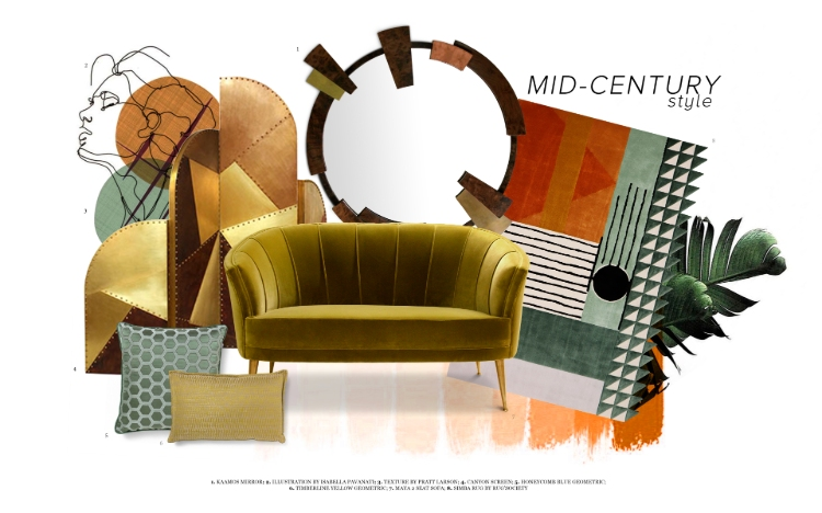 Mid-Century Style: The Merge of the Past with the Nostalgic Future