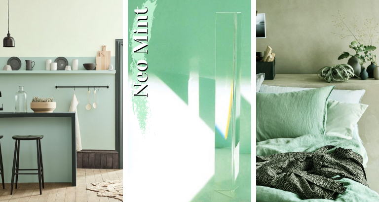 Neo Mint: The Most Refreshing Color Trend For 2020