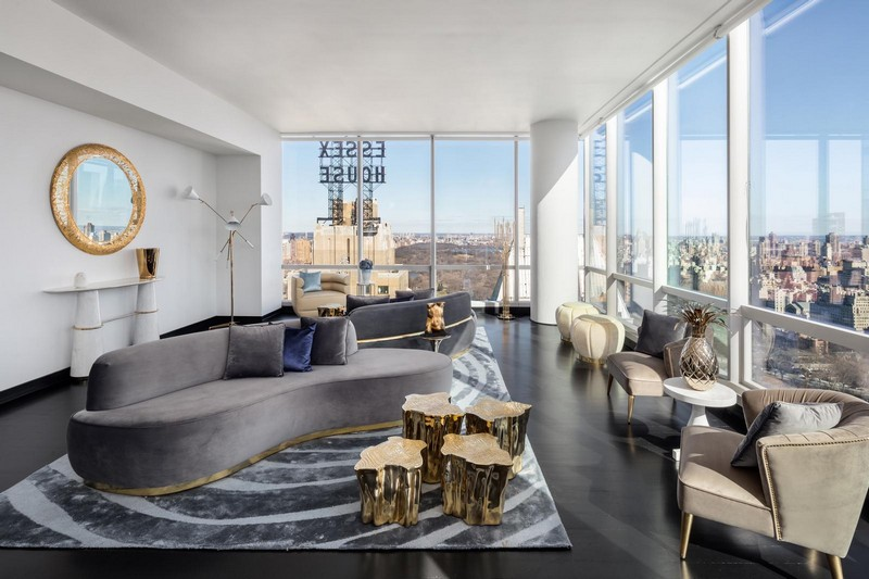 NYC's New Luxury Design Project Brings The Best Mid-Century Ideas