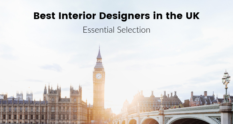 The 10 Best Interior Designers In The Uk Right Now!