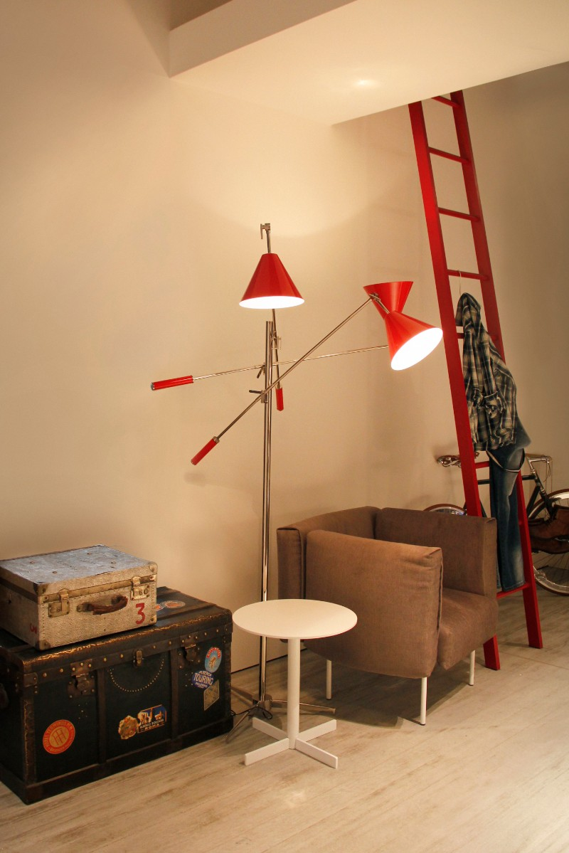 Trending Product: A Three-Arm Floor Lamp with a Modern Twist