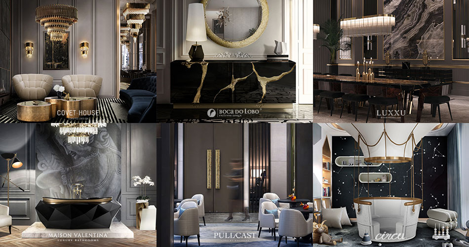 top 20 interior designers milan Top 20 Interior Designers Milan brands contemporary