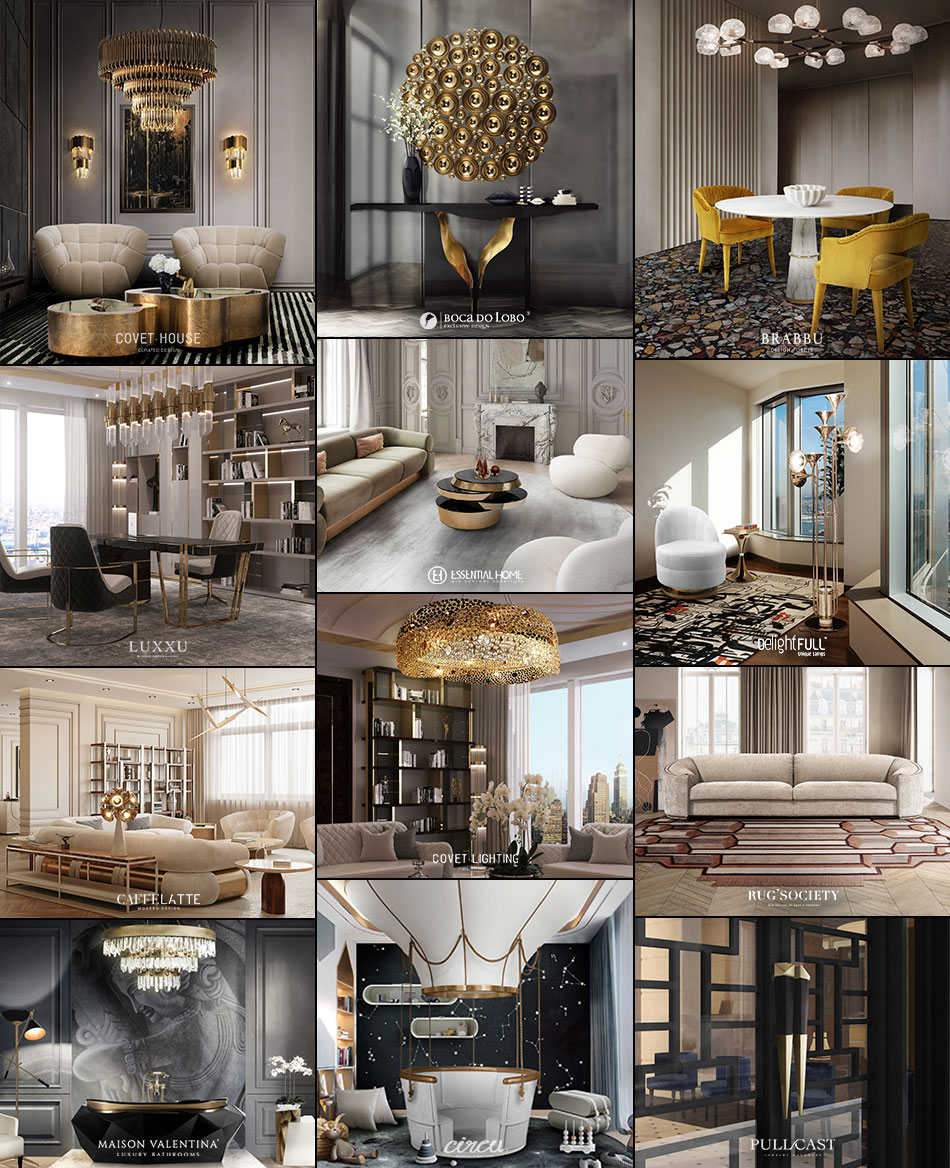 private show flat in london Private Show Flat in London: Get this Luxurious Living Room multibrand vertical